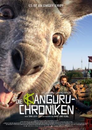 Die Känguru-Chroniken (Tickets nur unter www.autokino-freiburg.com)