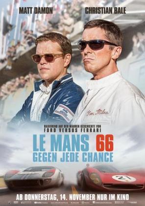 Le Mans 66 - Gegen jede Chance (Tickets nur unter www.autokino-freiburg.com)
