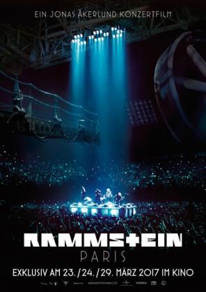 Rammstein: Paris (Tickets nur unter www.autokino-freiburg.com)