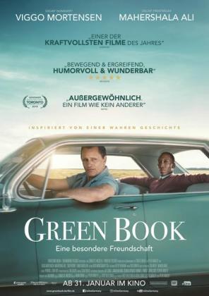 Green Book - Eine besondere Freundschaft (Tickets nur unter www.autokino-freiburg.com)
