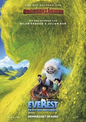 Everest - Ein Yeti will hoch hinaus (Tickets nur unter www.autokino-freiburg.com)