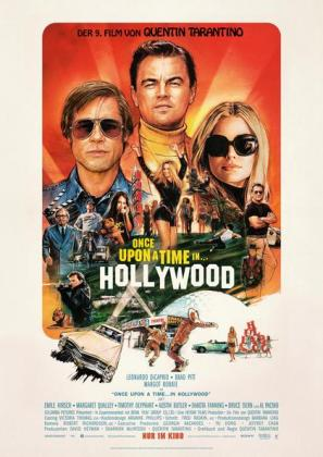 Once Upon a Time... in Hollywood (Tickets nur unter www.autokino-freiburg.com)
