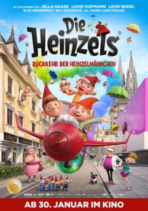 Die Heinzels - Rückkehr der Heinzelmännchen (Tickets nur unter www.autokino-freiburg.com)