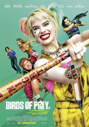 Birds of Prey: The Emancipation of Harley Quinn (Tickets nur unter www.autokino-freiburg.com)