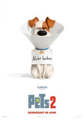Pets 2 (Tickets nur unter www.autokino-freiburg.com)