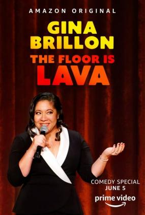 Gina Brillon - The Floor Is Lava