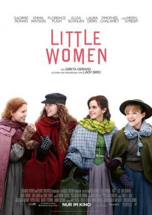 Little Women (Tickets nur unter www.autokino-freiburg.com)