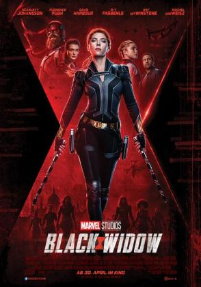 Black Widow 3D