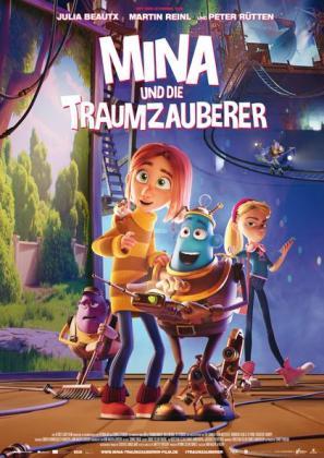 Mina und die Traumzauberer (Tickets nur unter www.autokino-freiburg.com)
