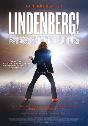 Filmbeschreibung zu Lindenberg! Mach dein Ding (Tickets nur unter www.autokino-freiburg.com)