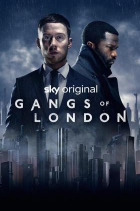 Filmplakat von Gangs of London - Staffel 1