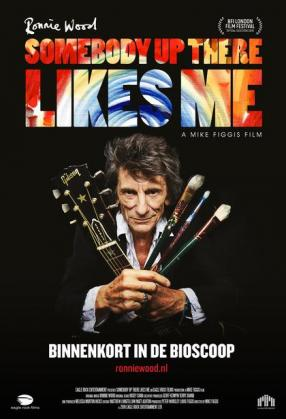 Ronnie Wood: Somebody Up There Likes Me (OV)