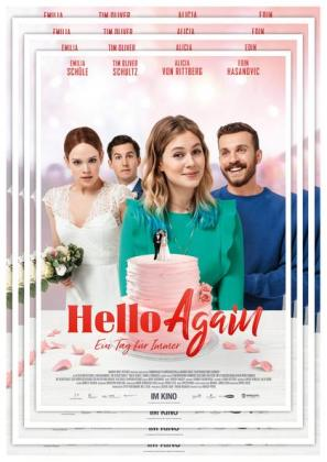 Filmbeschreibung zu Hello again - ein Tag für immer