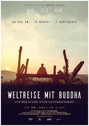 Weltreise mit Buddha - Auf der Suche nach Glückseligkeit (OV)