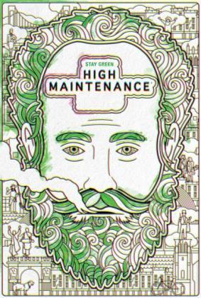 Filmplakat von High Maintenance - Staffel 4