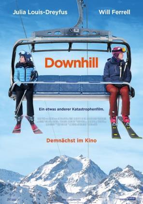 Filmplakat von Downhill (OV)