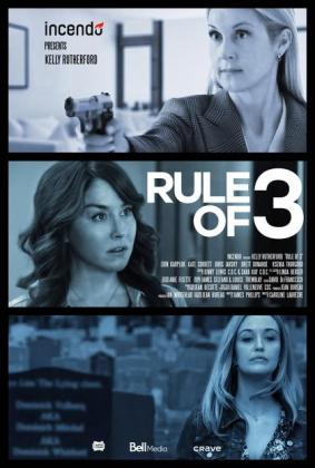 Filmplakat von Rule of 3