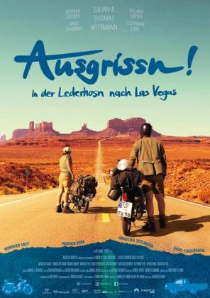 Ü50: Ausgrissn! -  In der Lederhosn nach Las Vegas