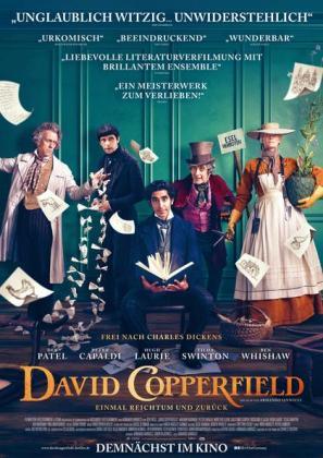 David Copperfield - Einmal Reichtum und zurück (OV)