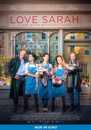 Ü 50: Love Sarah - Liebe ist die wichtigste Zutat