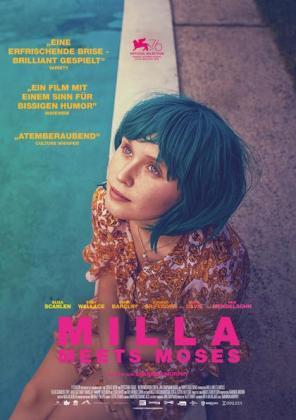 20. Filmkunstmesse Leipzig: Milla meets Moses (OV)