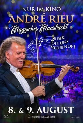 André Rieu: Magisches Maastricht - Musik, die uns verbindet (OV)