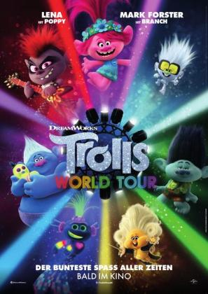 Trolls World Tour 3D (OV)