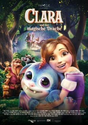 Clara und der magische Drache (OV)