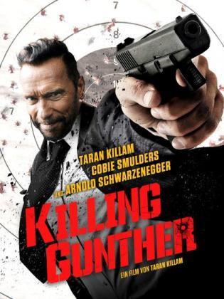 Filmplakat von Killing Gunther
