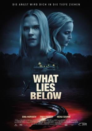 Filmbeschreibung zu What lies below