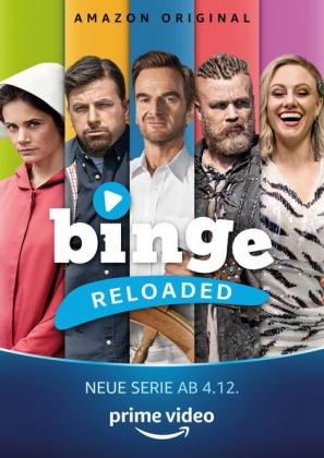 Binge Reloaded - Staffel 1