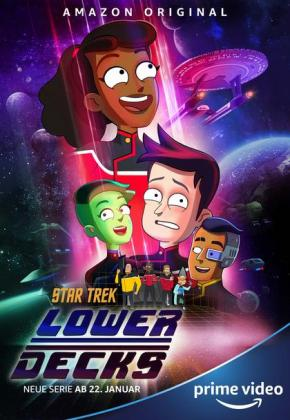 Star Trek: Lower Decks - Staffel 1