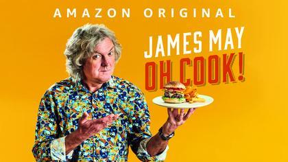 Filmplakat von James May: Oh Cook - Staffel 1