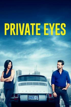 Filmplakat von Private Eyes - Staffel 4