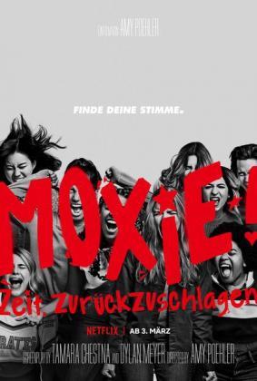 Filmbeschreibung zu Moxie. Zeit, zurückzuschlagen