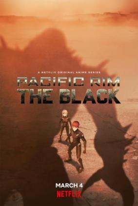 Filmplakat von Pacific Rim: The Black: Staffel 1