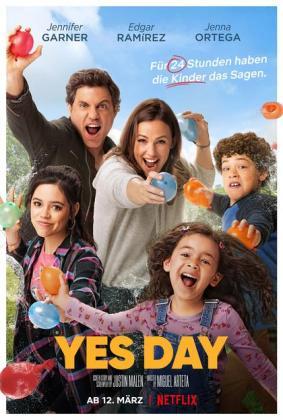 Filmplakat von Yes Day