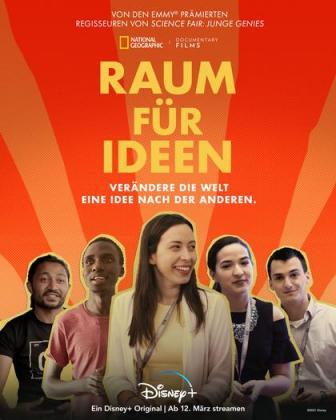 Filmplakat von Raum für Ideen