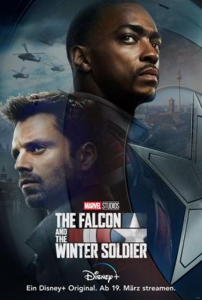 Filmplakat von Falcon and the Winter Soldier