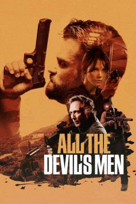 Filmplakat von All the Devil's Men