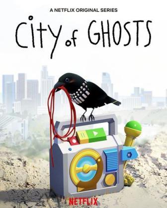 Filmplakat von Meine Stadt der Geister: Staffel 1