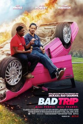 Filmplakat von Bad Trip