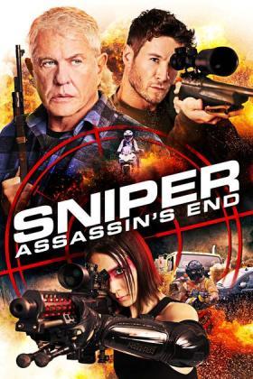 Filmplakat von Sniper: Assassin's End