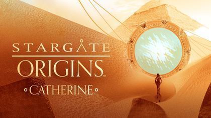 Filmplakat von Stargate Origins: Catherine