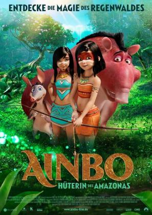 Filmbeschreibung zu Ainbo - Hüterin am Amazonas (OV)