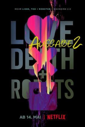 Filmplakat von Love, Death & Robots - Staffel 2
