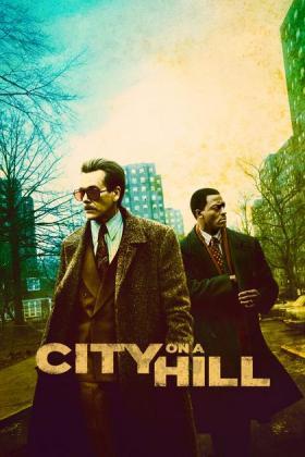 Filmplakat von City on a Hill - Staffel 2