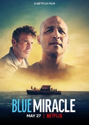 Filmplakat von Blue Miracle