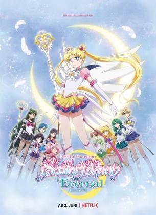 Filmplakat von Pretty Guardian Sailor Moon Eternal: Der Film