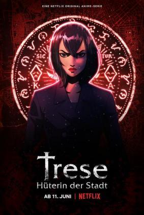 Filmplakat von Trese: Hüterin des Lichts - Staffel 1